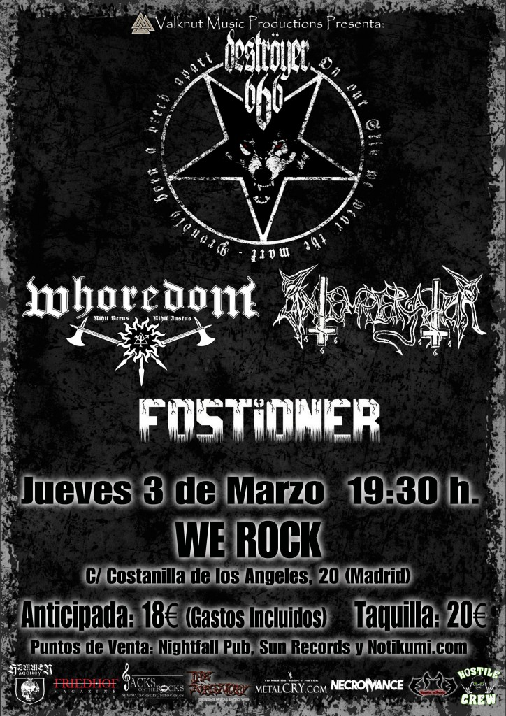 Detroyer666 madrid