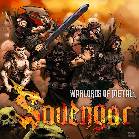 sovengar-warlords o metal