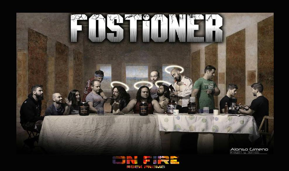 fostioner - on fire