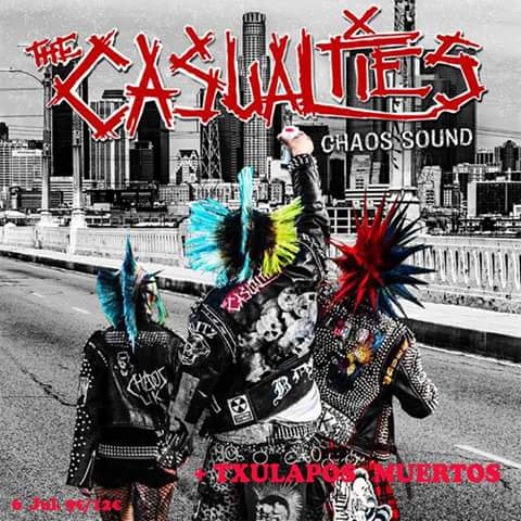 the casualties - madrid