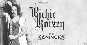 RICHIE KOTZEN Y THE KONINCHS EN MADRID @ Sala But