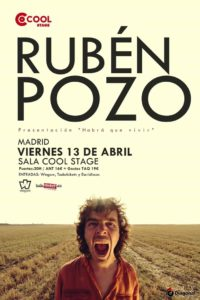 RUBEN POZO EN MADRID @ Sala Cool Stage