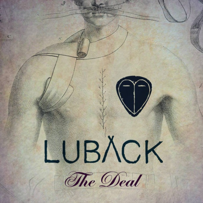 "LUBACK PUBLICA NUEVO DISCO ""THE DEAL"" - Diario de un rockero"