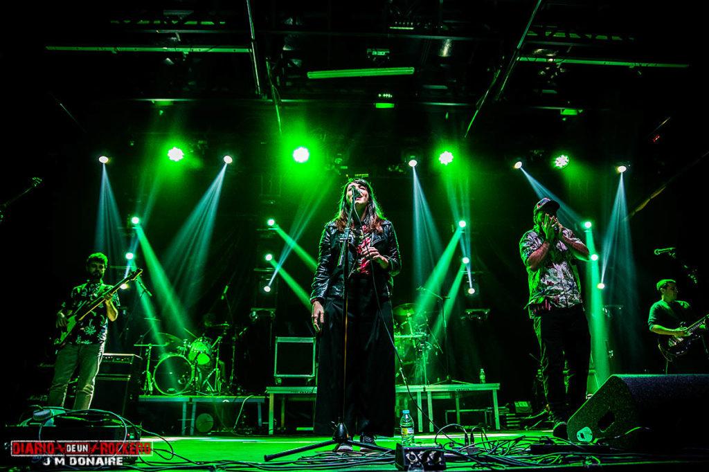 Bluestropic en el Bombar Fest (Madrid)
