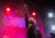 Whisky Caravan en la Sala Joy Eslava (Madrid)