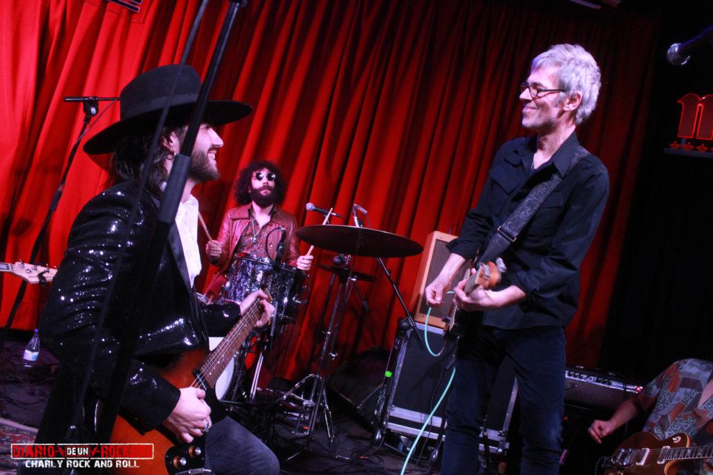 Atraco y Ariel Roth en la Sala El Sol (Madrid)