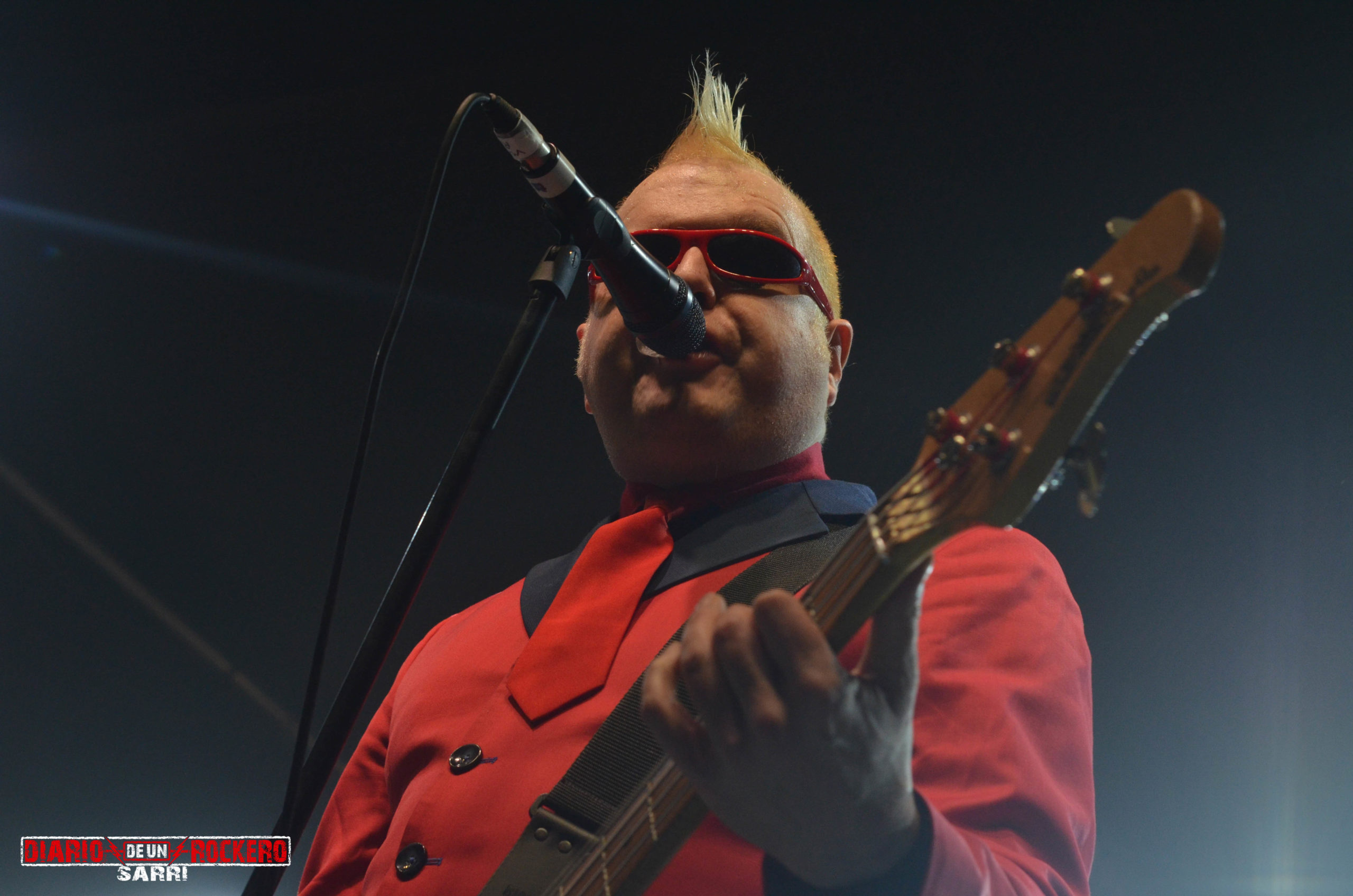 The Toy Dolls en Madrid