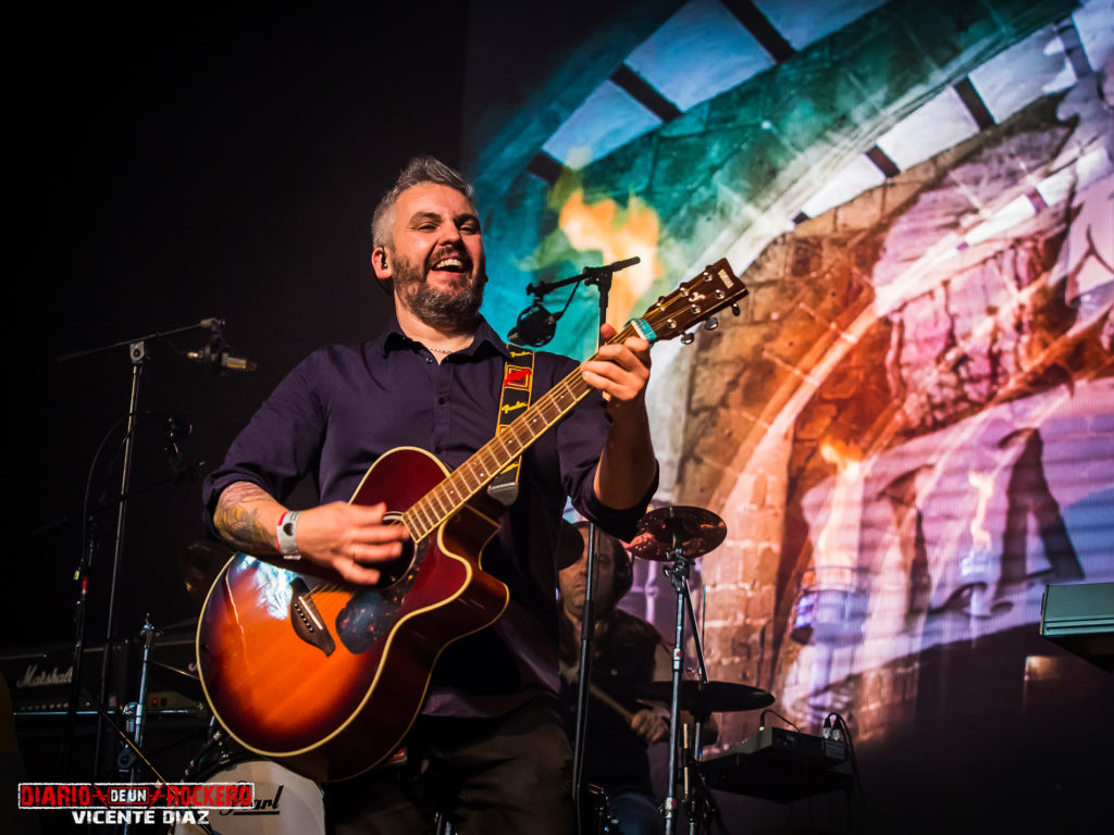 Saurom en el Escena Rock 2020 (Madrid)