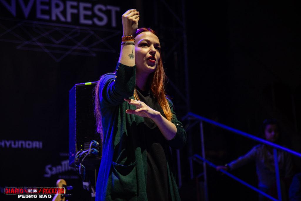 Shinova en el Inverfest