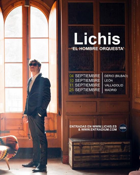 Lichis - El Hombre Orquesta