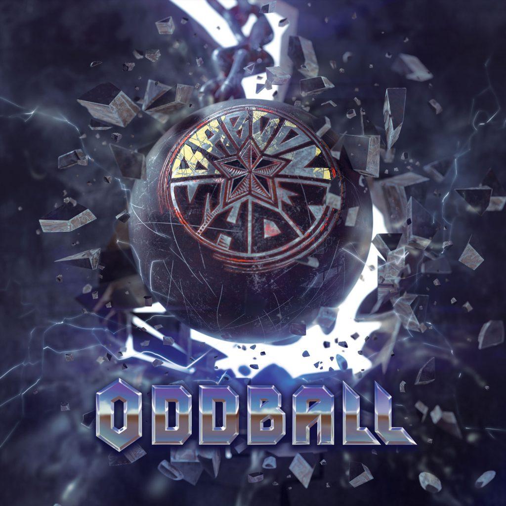"The Baboon Show - Portada ""Oddball"""