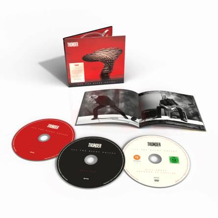 Formato: 2CD+DVD Digipack + Libreto de 20 páginas